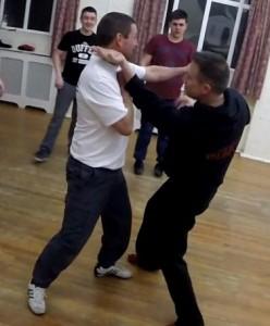Wing Chun Kuen Classes