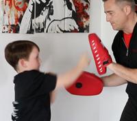 Kids Wing Chun Class
